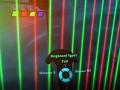 VR Laser Harp