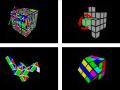 3d Puzzles simulator
