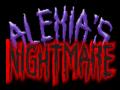 Alexia's Nightmare (O Pesadelo de Alexia)