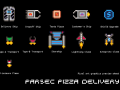 Parsec Pizza Delivery Graphics