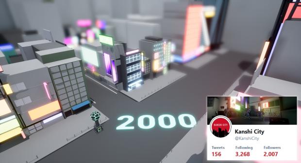 2000followers