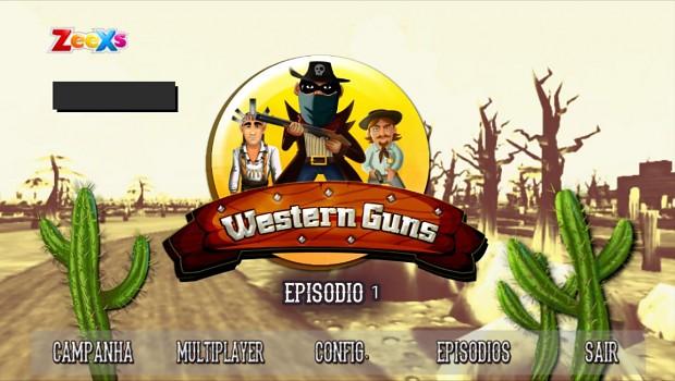 WESTERN GUNS - EPISODE 1 - Redemption