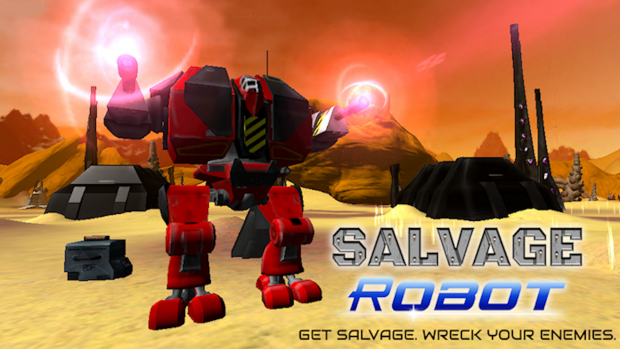 Salvage Robot
