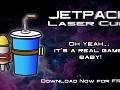 Jetpack Laser Cup