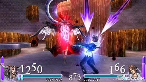 Dissidia Final Fantasy Gameplay  3