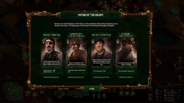 They Are Billions - Mayors