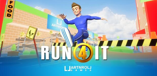 run4it artnrollgames Feature Graphic