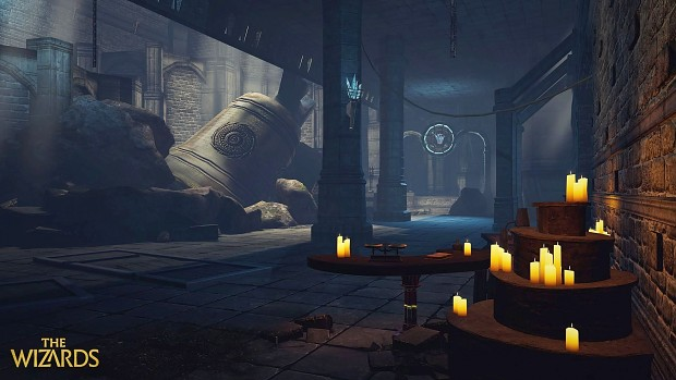 The Wizards - New Screens
