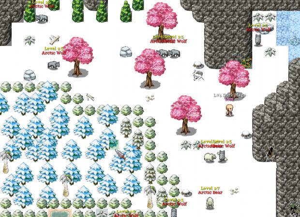 Youko Online 2D MMORPG