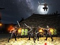 Ninja Survival War Simulator