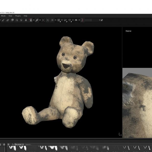 Teddy Bear SP