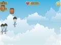 Parachute Invader