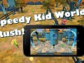 Speedy Kid World Rush
