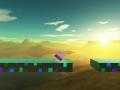 Abstract Jumpless Platformer