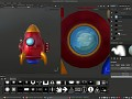RivenTails - A hostile spaceship! - screencast