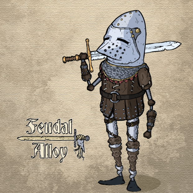 Feudal Alloy - Main Character