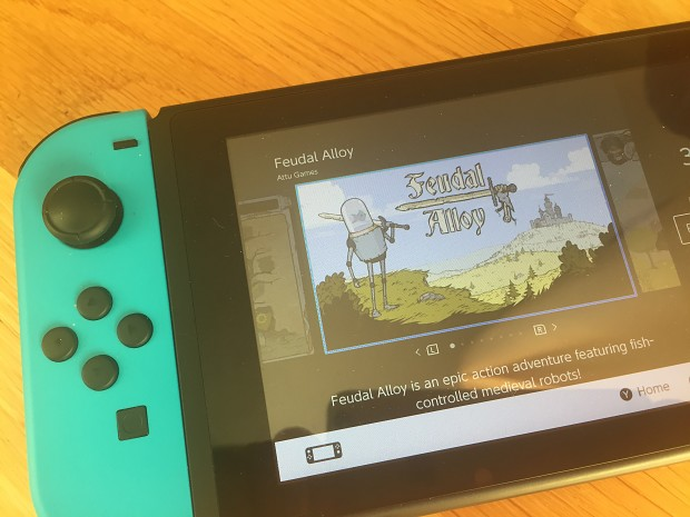 Feudal Alloy - Switch