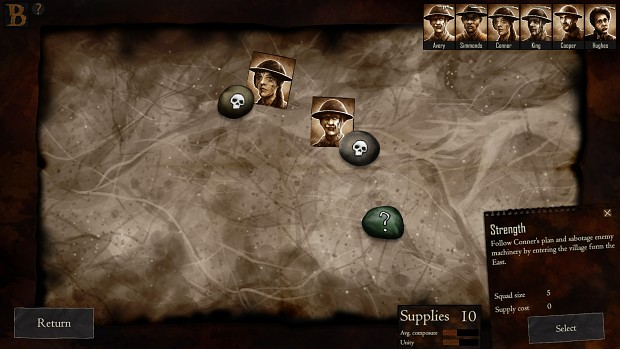 0 3 map screen