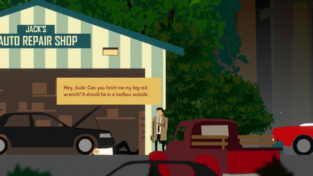 Jack the auto repair guy