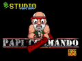 Papi Commando Reload Megadrive/Genesis ! Free Demo