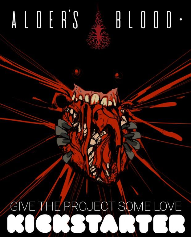 Alder's Blood is NOW LIVE on KICKSTARTER!