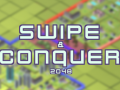 Swipe & Conquer 2048