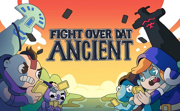 Figth over dat Ancient