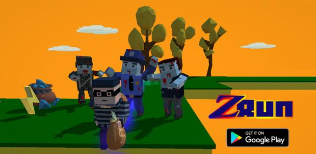 Z-Run: Zombie Endless Runner