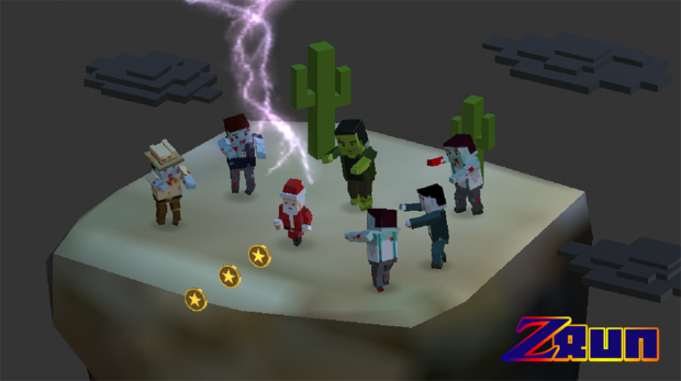 Z-Run: Zombie Endless Runner