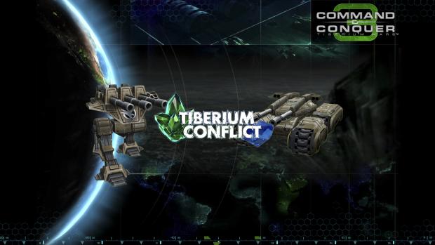 Tiberium Conflict Wallpaper