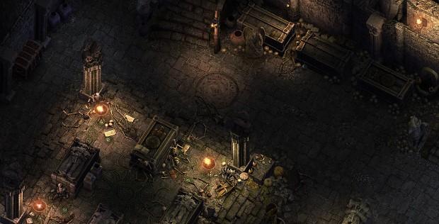 Screenshot - Dwarven Tomb