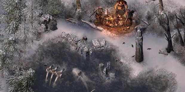 Screenshot - Orcish camp in Kvenland