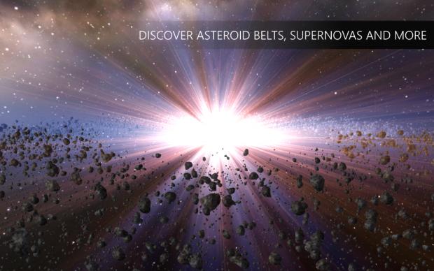 Asteroid Belt 19