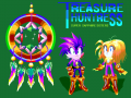 Treasure Huntress: Super Sapphire Sisters