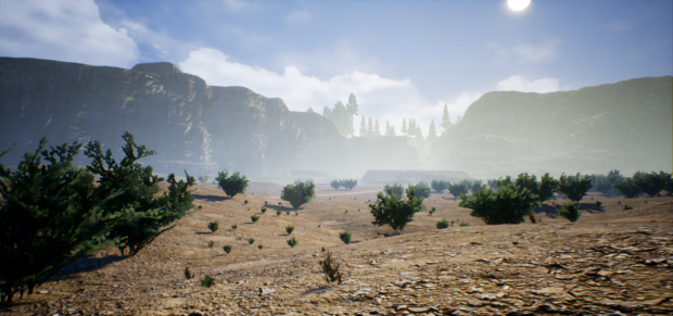 In-Game Prototype Screenshot