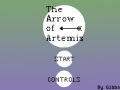 Arrow of artemis