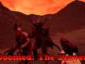 Hell Themed Randomly Generated World Demo
