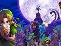 Zelda Majora's Mask: Clock Town & Termina - UE4
