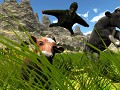 Cow Catcher Simulator