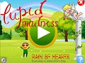 Cupid Madness - Rain of hearts for Android