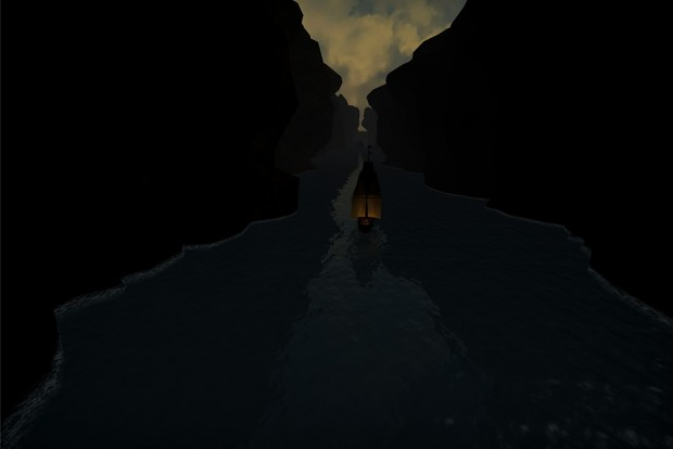 Devil's Canyon - Foggy Dusk