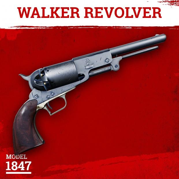 Walker Revolver