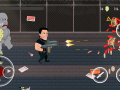Guns and Blood: 2D Zombie Shooter