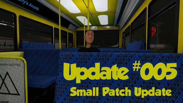 Small patch update, ticket controllers, player emergency rescue system and new g