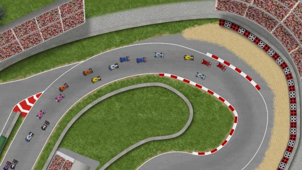 ultimate racing 2d screenshot1