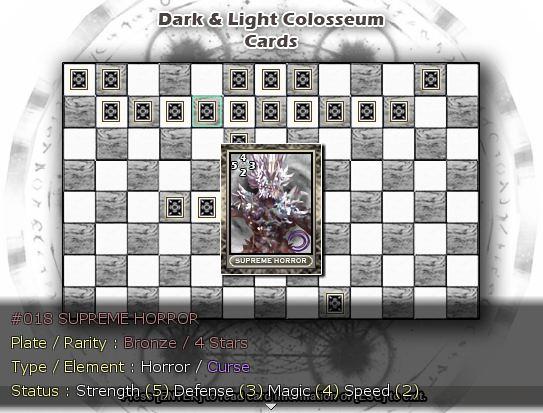 GARODLC CardAlbum 5