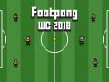 Footpong WC 2018