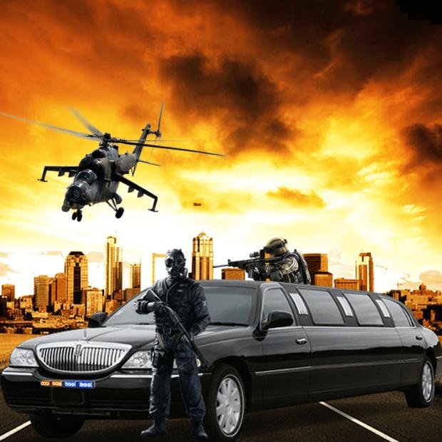 President Survival: Enemy Attack