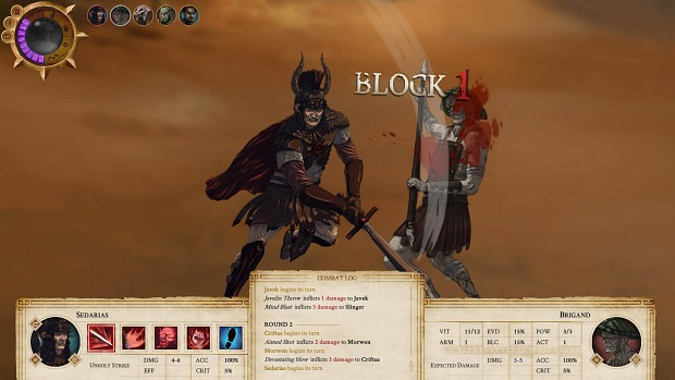 Combat screenshot 3