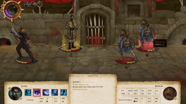 Combat screenshot 2